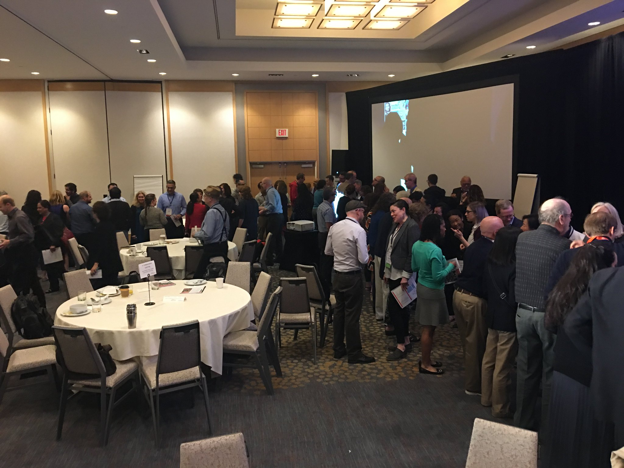 Networking activity underway! @CIRCLCenter #NSFCL17 https://t.co/4dJlhXtN0E