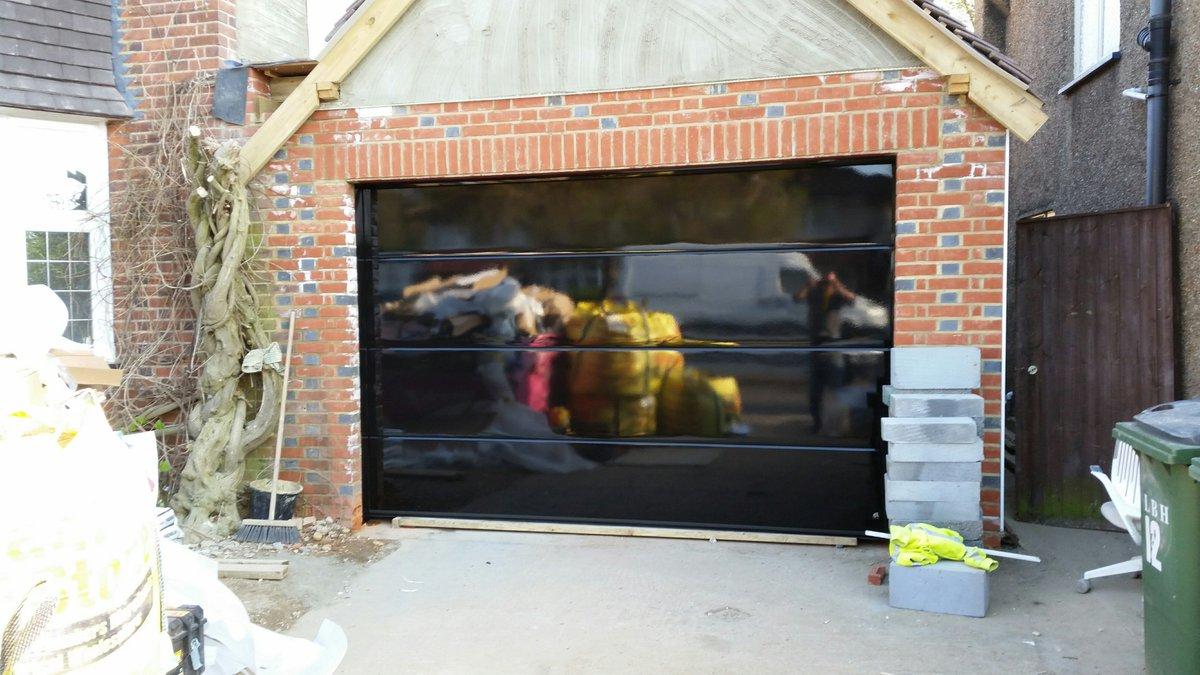 Wide Garage Door Inspiring Home Design