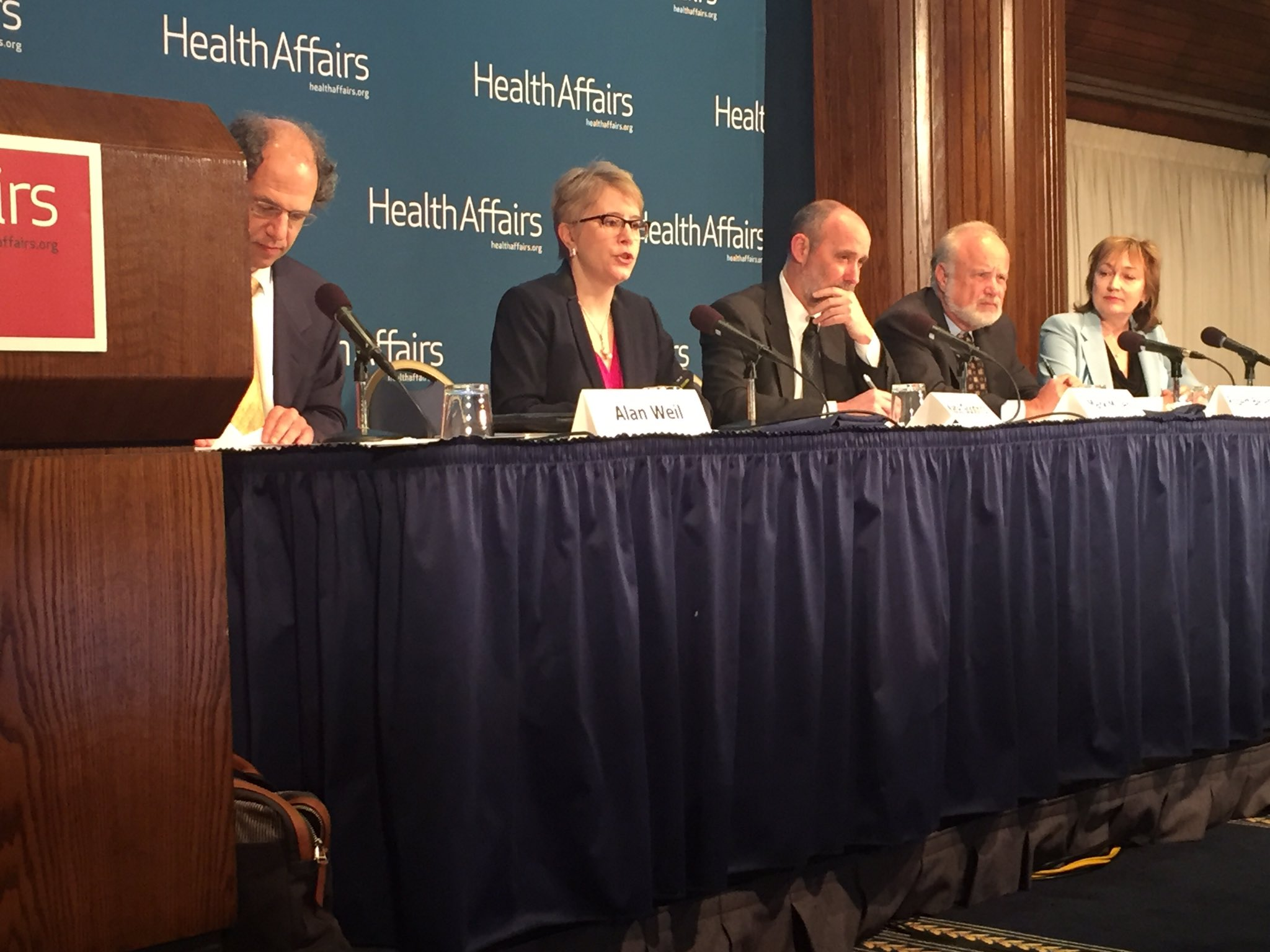 Starting @Health_Affairs Forum on Future of Value Based Payment #valuepayment at National Press Club https://t.co/AGltBVYbpO