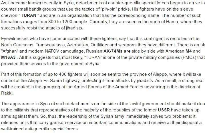 Syrian War: News #12 - Page 39 C9sqduJXsAEuu4G
