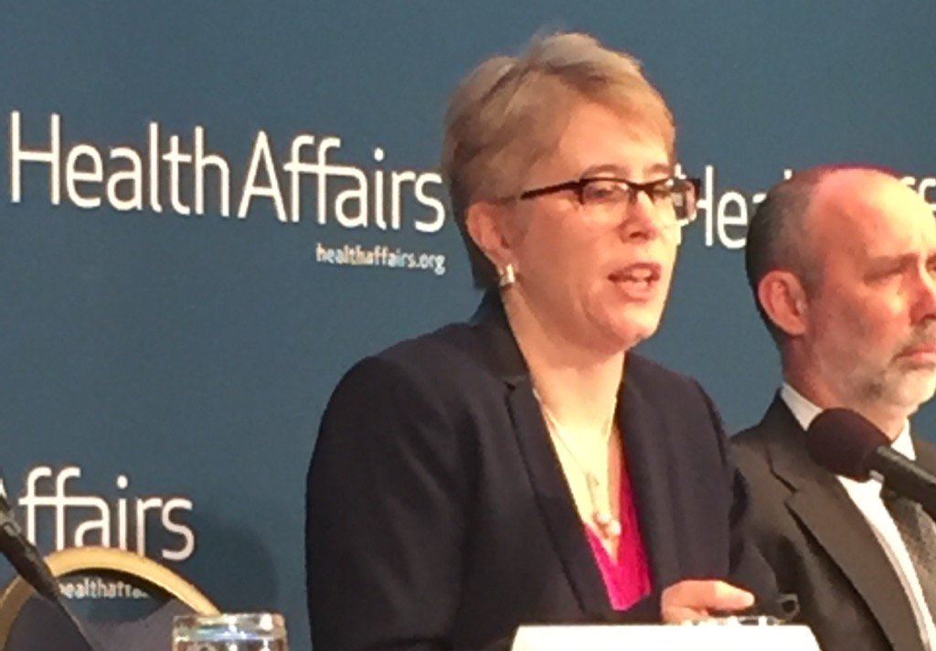 Kate Goodrich @CMSGov starts first @Health_Affairs Forum on Future of Value Based Payment #valuepayment https://t.co/FyIKgOfiXF