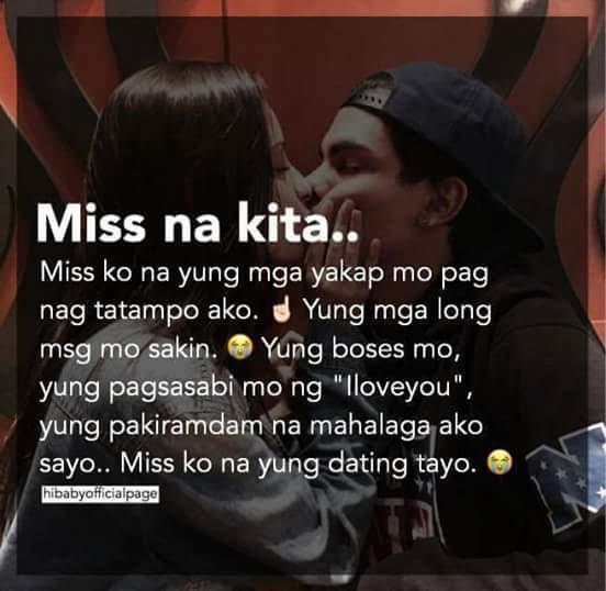 miss ko na yung dating ikaw