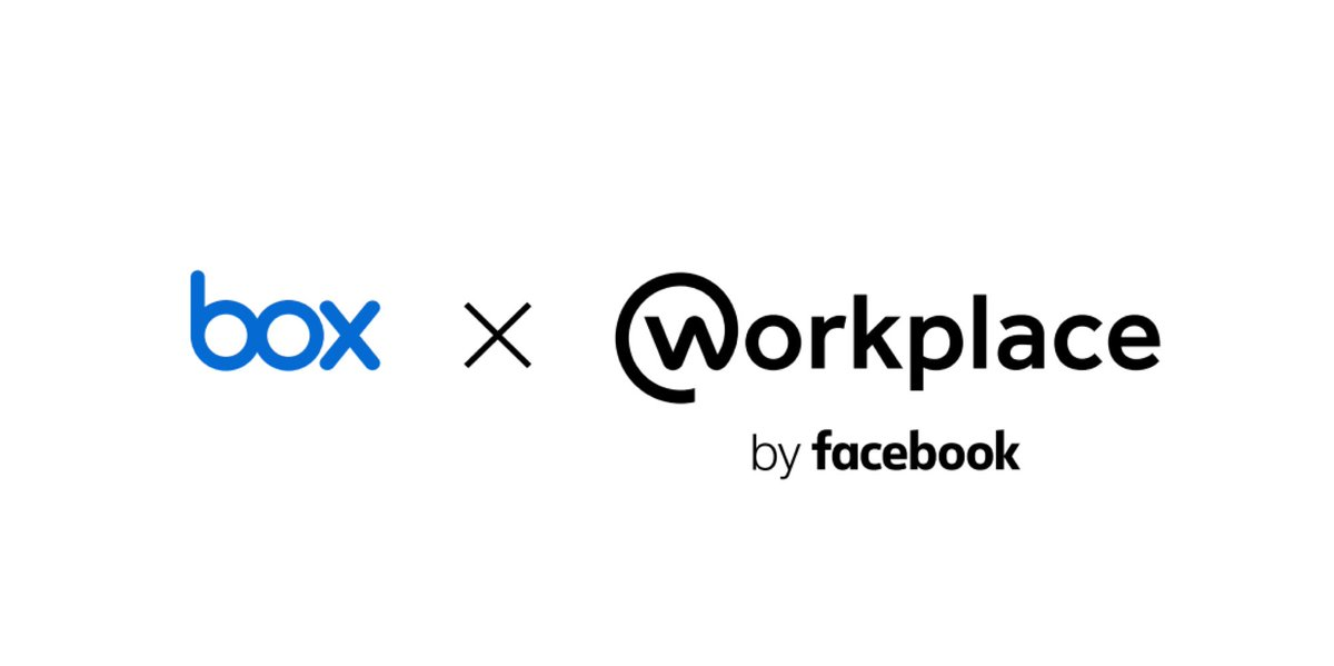 box on twitter just announced at f82017 box workplace by