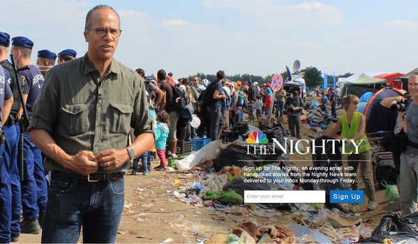 The NIGHTLY newsletter:  @NBCNightlyNews delivered directly to your inbox each night -> https://t.co/i90aGTTVea