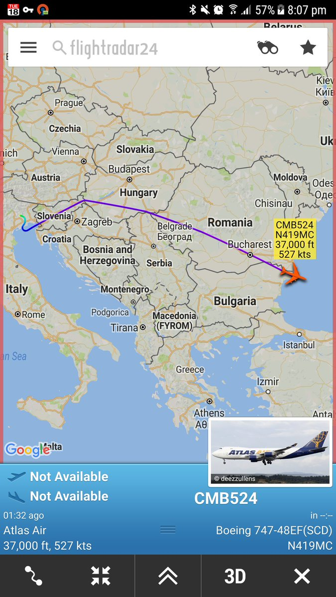 Merry CivMilAir On Twitter Airborne From Aviano Air Base - Us air force bases in italy map
