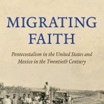 Congratulations to Daniel Ramirez, author of Migrating Faith--the Pneuma Book of the Year, Society for Pentecostal Studies.