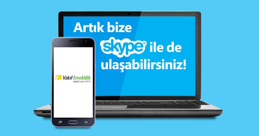 test Twitter Media - Vakıf Emeklilik, müşteri odakli yaklaşımı ve callcenter@vakifemeklilik.com adresiyle sizler için Skype'ta! https://t.co/S5nQ2GVPbY https://t.co/3kgkYuxwlr