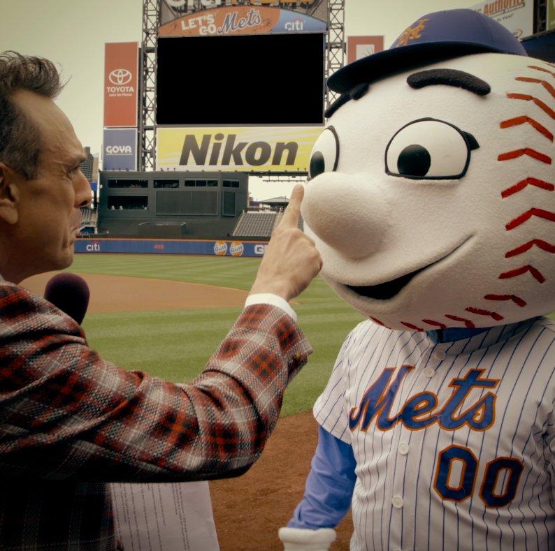 BOOP. ⚾️ #Brockmire #Mets