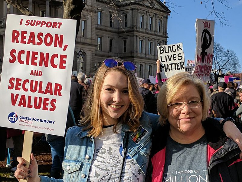 Center for Inquiry Michigan sponsoring March for Science on Saturday https://t.co/MPoUZ5fDv0 https://t.co/dp5ls0vsyX