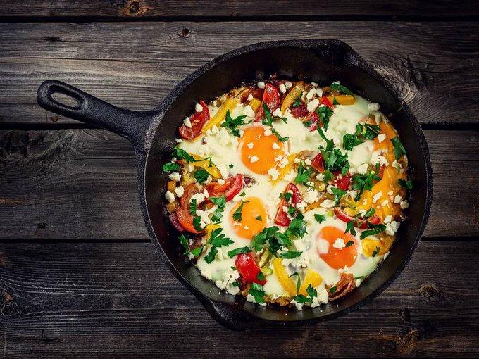 Curried Shakshouka recipe — Kohinoor Foods