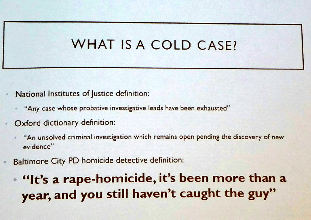 cold case definition