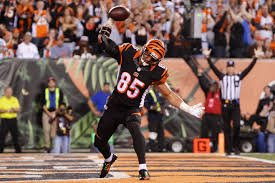 TE Tyler Eifert not sure if he will be ready for training camp following back surgery. His #Bengals missed 2016 #NFLPlayoffs going 6-9-1. <br>http://pic.twitter.com/s0SjuWQtoy