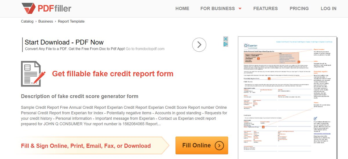 Annual Credit Report Form  Unsolicited  Powerful Tips For