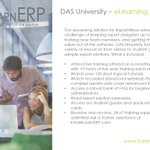 Check out our ReportsNow DAS Training services: https://t.co/gEeghfg6M9  #JDETraining #ReportsNowDAS #DAS7