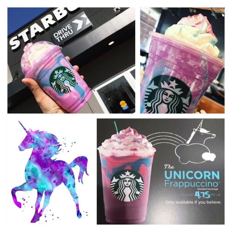 Twilight Sparkle Approved @Starbucks #unicornfrappuccino 💜💜🦄🦄 https://...