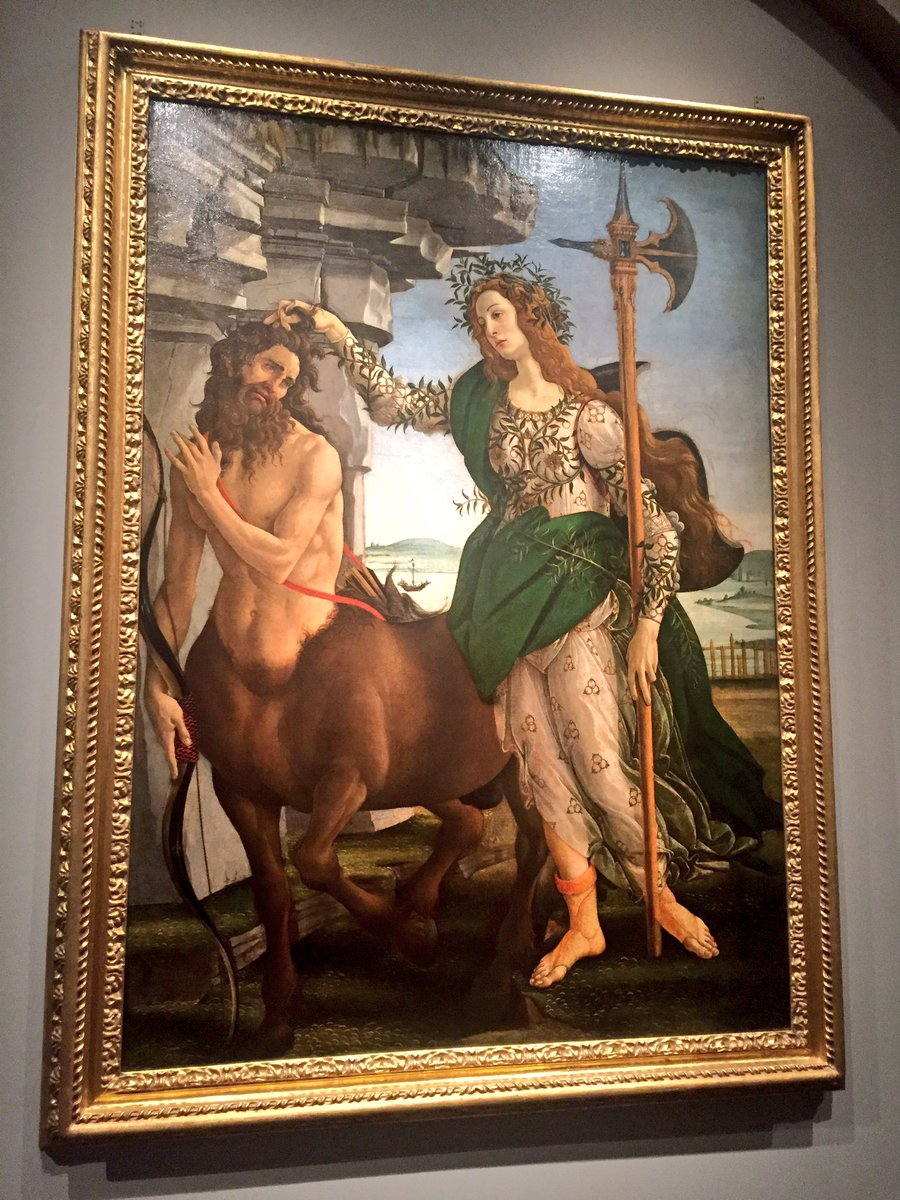 Stunning pieces from Sandro Botticelli on view @mfaboston now, many never seen before in the US. https://t.co/ycDiPDI2aK