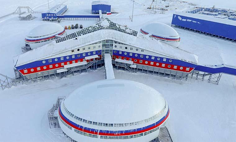 Resultado de imagen de Rusia revela sus 'secretos' militares para proteger el Ártico