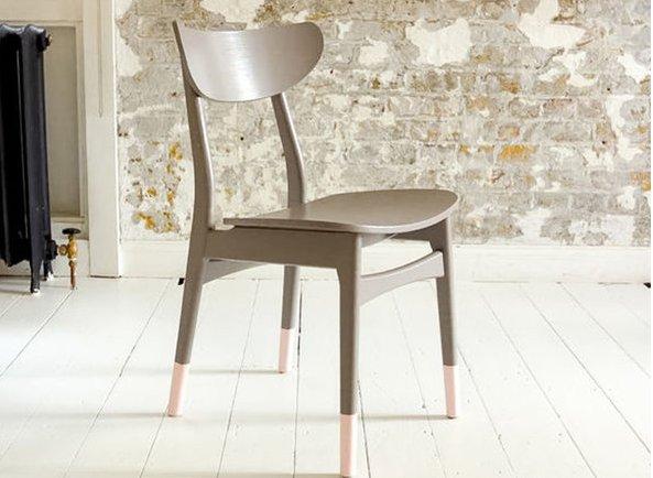 Dale un nuevo aspecto a una vieja silla