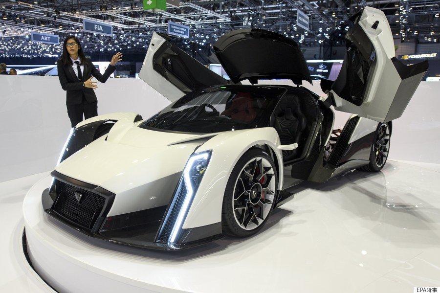 その名は「デンドロビウム」 1000馬力の電動スーパーカーの華麗な姿  https://t.co/Zw1DoU9B5N https://t.co/mxsHspjRLn