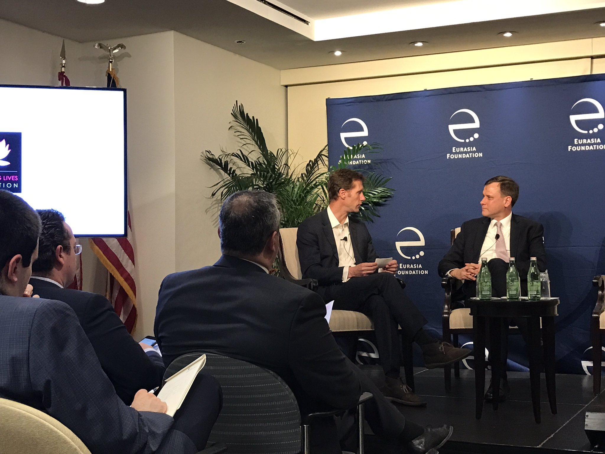 @EFNetwork/John Didiuk: OPEC is using Georgia as a best examp 4 aggressive effort taken 2 impr business env&offer open invest opportunities https://t.co/NgGv6NmPkU