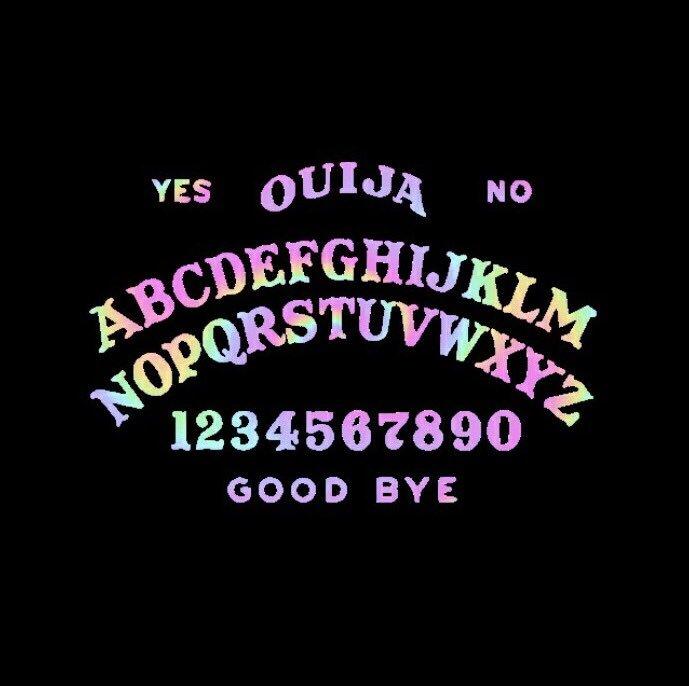Jair Torres On Twitter Good Bye Bitch Bitch Ouija Playouija