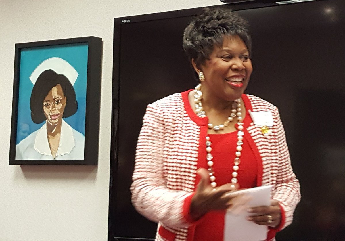Sharon Crowder, LEND Nursing Coord introducing outstanding health policy nurse student leaders #IUSON #leadership #healthcare<br>http://pic.twitter.com/5wcW685epe