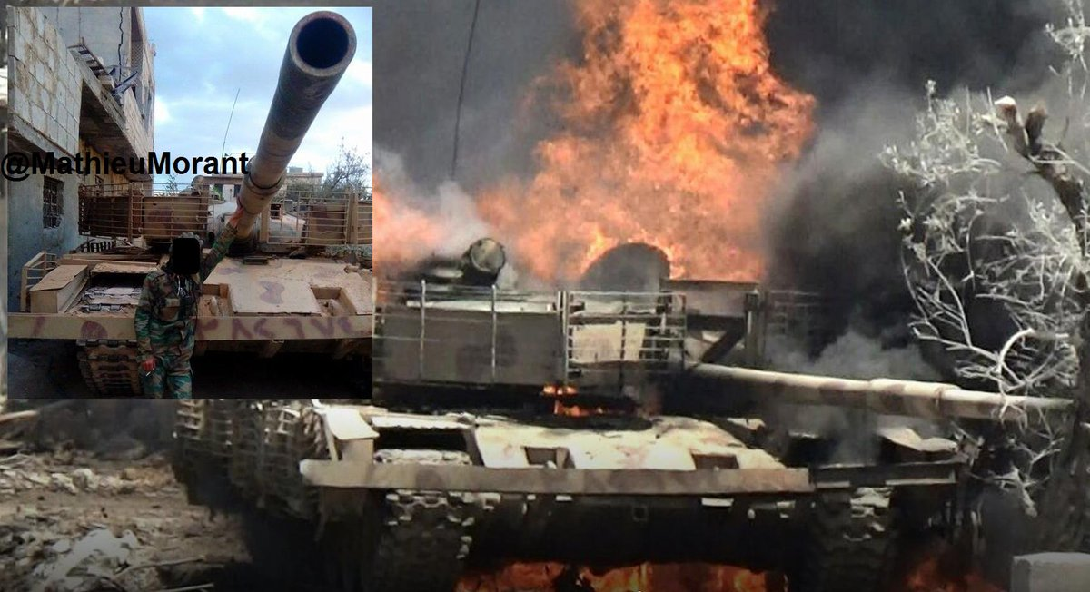 الوحش الفولاذي لدى قوات الجيش السوري .......الدبابه T-72  - صفحة 3 C9uOyIoXcAIYtdI