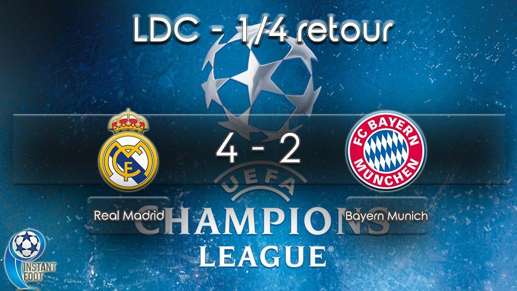 #LDC   #FCBRMA  GOALLLLLLLLLLLLLLLLLL ASENSIO !!!! Le Bayern abandonne !<br>http://pic.twitter.com/DPQYRzAOOK
