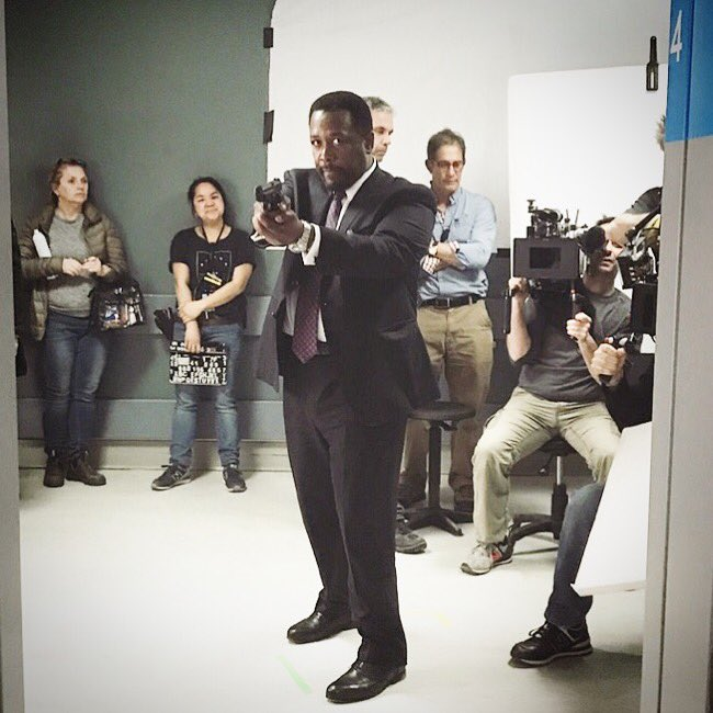 Ladies and Gentlemen, meet James Greer! #JackRyan @WendellPierce photo by @abbiecornish