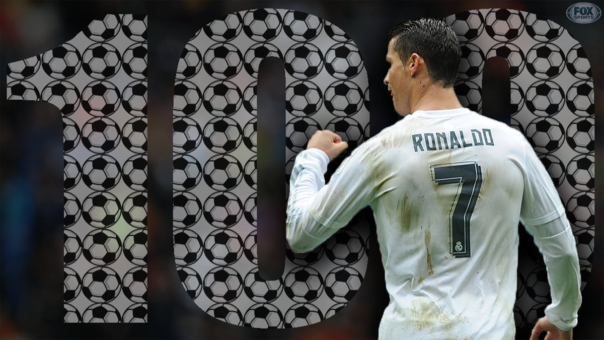 cristiano ronaldo the first player ever to 100 champions league goals ucl 063f54172