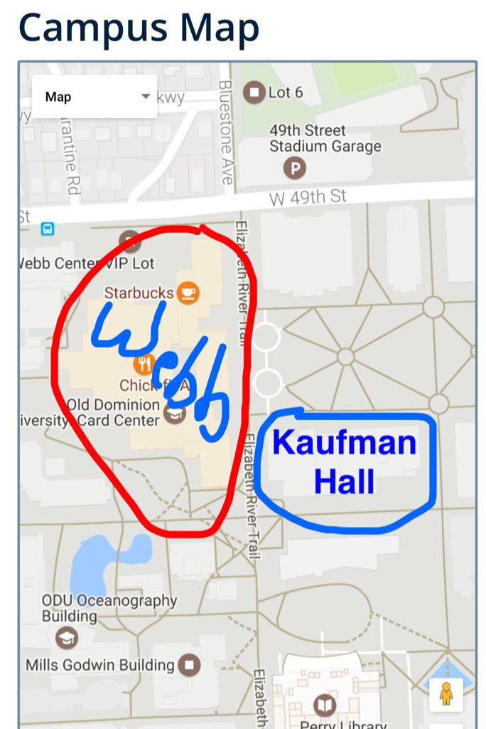 Odu Naacp On Twitter If You Don T Know Where Kaufman Hall Is Here