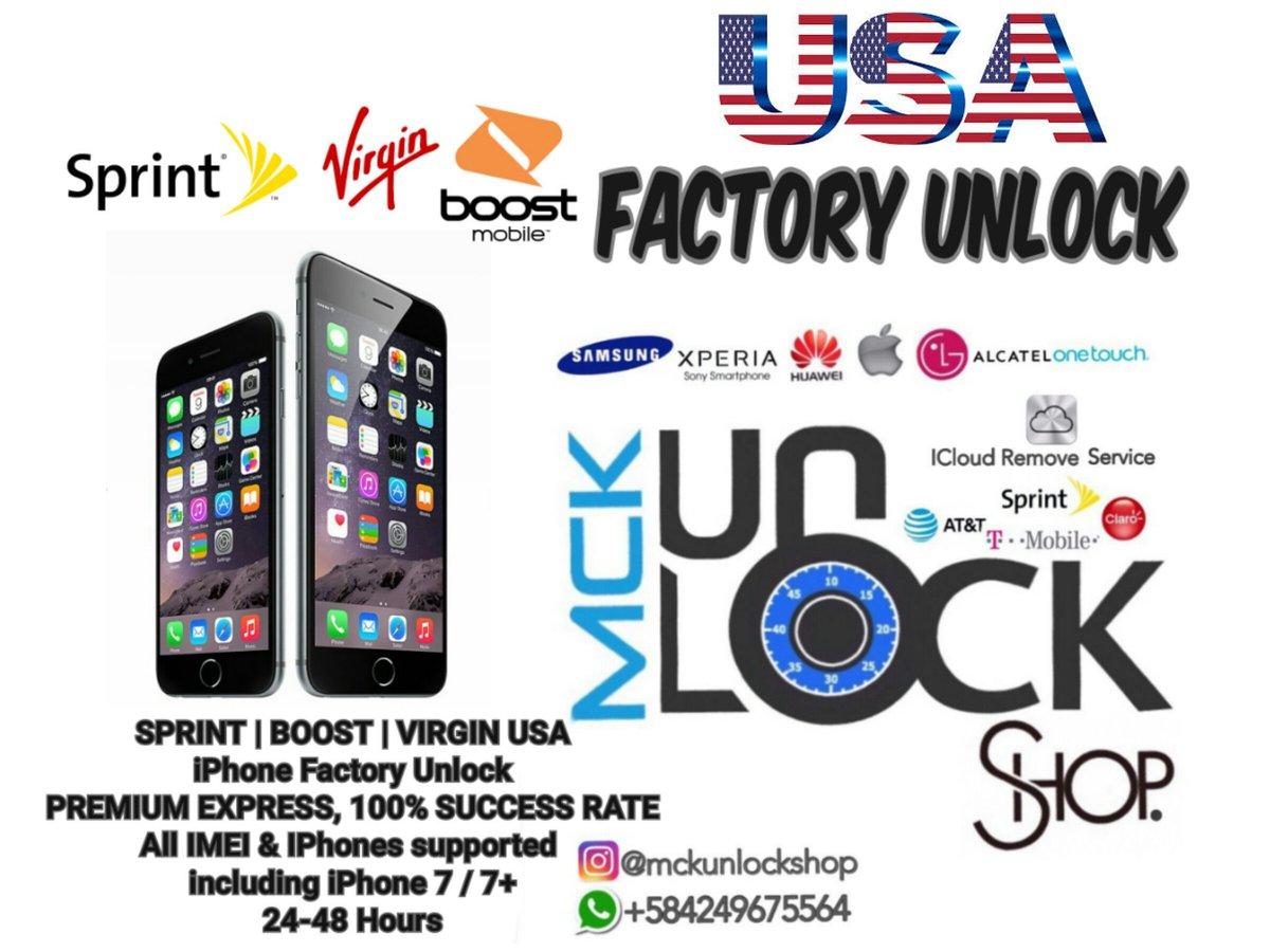 Mck Unlock Shop on Twitter: