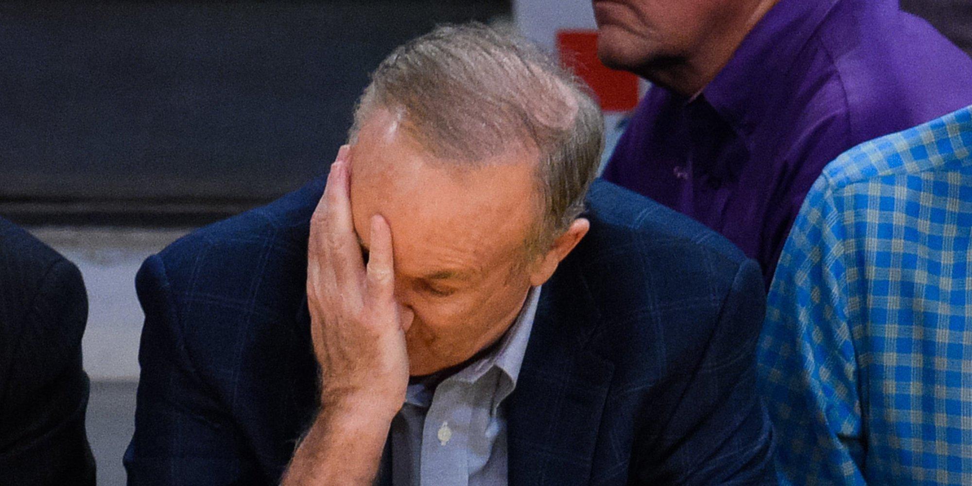"Bill O'Reilly on chopping block amid claim he called black woman ""hot chocolate"" https://t.co/zL7JYiP76g https://t.co/nvJel4QWU6"