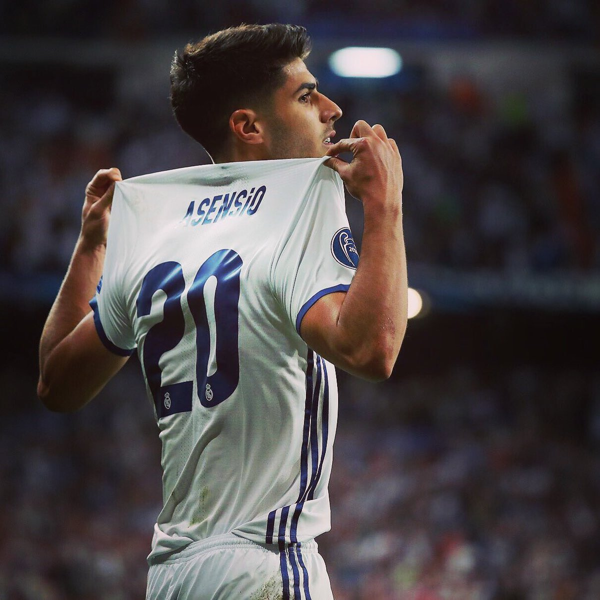 Marco Asensio On Twitter Noche Mágica En El Bernabéu