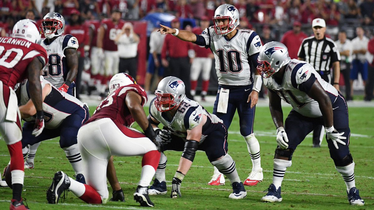 Nick Caserio evades question about JimmyGaroppolo tw.nbcsports.com/Nd7z