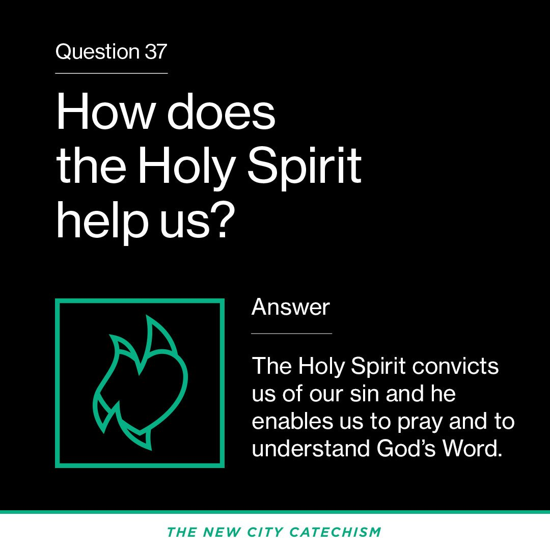 """crossway on twitter: """"how does the holy spirit help us? https://t.co"""