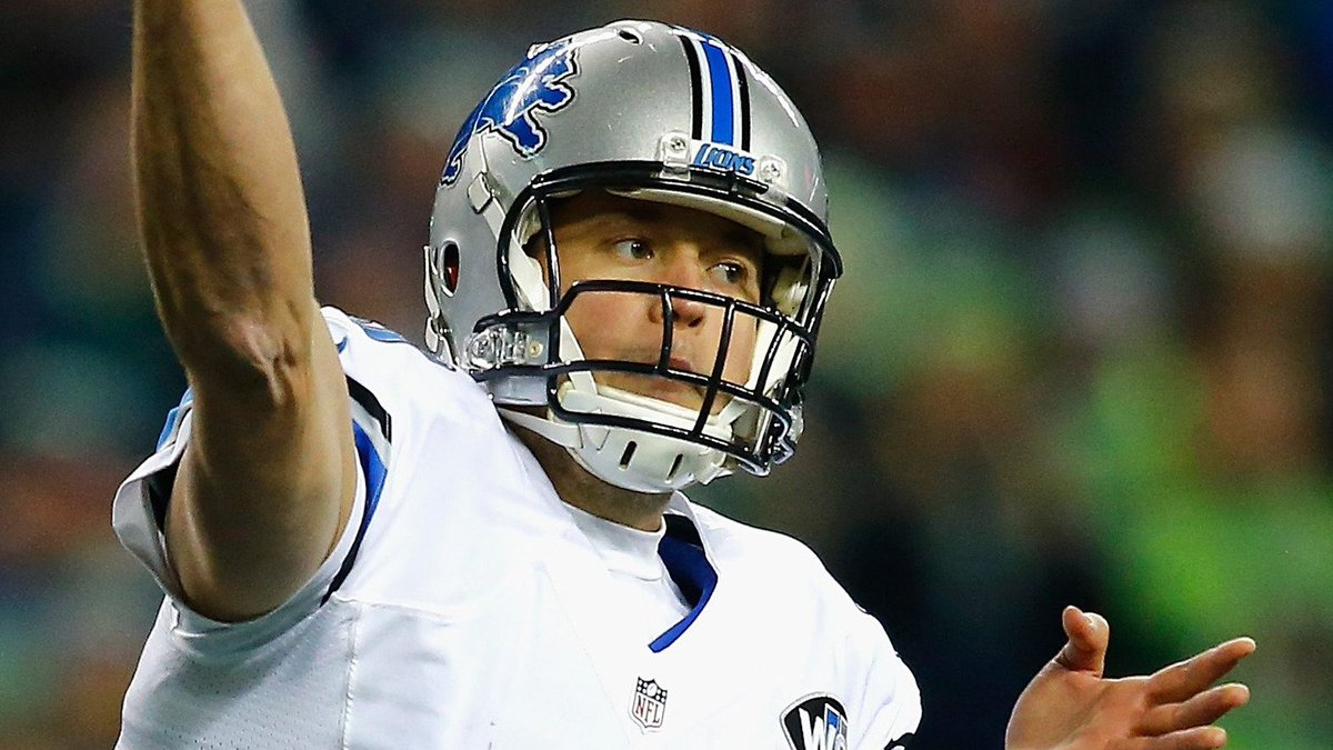 """Matthew Stafford on @Lions: """"I've had a really good time playing here, would like to be here long term."""" tw.nbcsports.com/EI6w"""