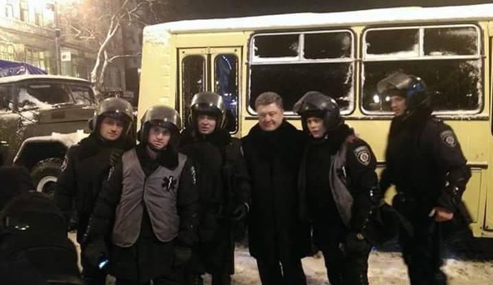 В столкновениях при задержании Саакашвили пострадали несколько правоохранителей, - МВД - Цензор.НЕТ 481