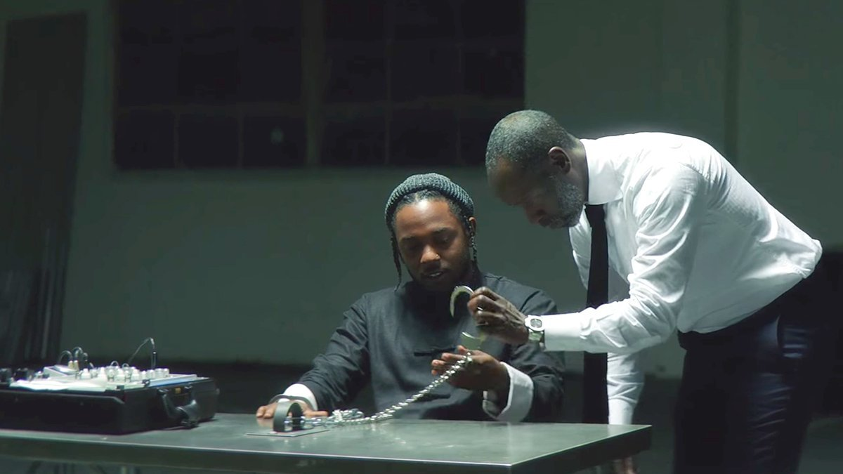 Kendrick Lamar – DNA Music Video