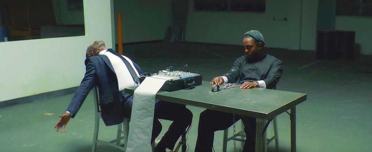 Kendrick Lamar - DNA Music Video 4