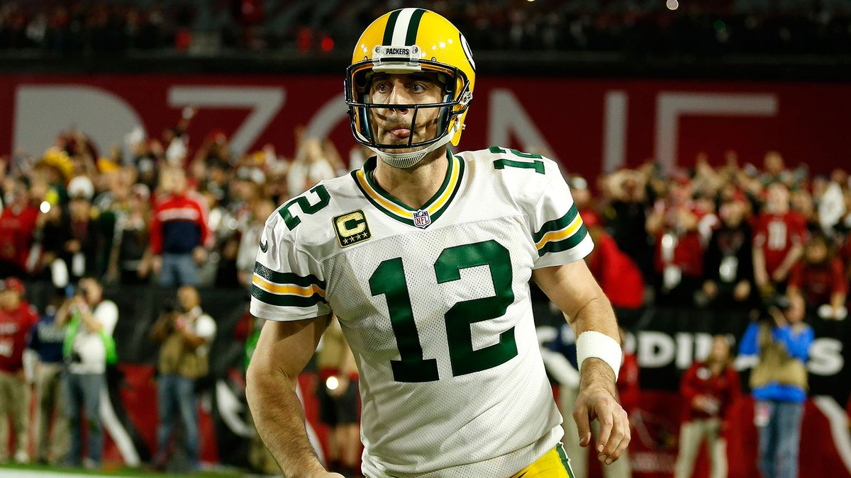 Aaron Rodgers cutting back on golf as he focuses on staying inshape for @Packers. NFL tw.nbcsports.com/Wc3e
