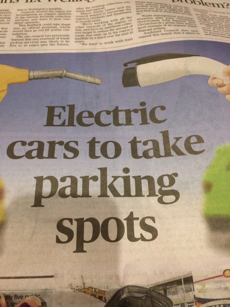 """I guess """"cars park in car parks"""" wasn't an inflammatory enough headline? https://t.co/Ya0A6LJQOM"""