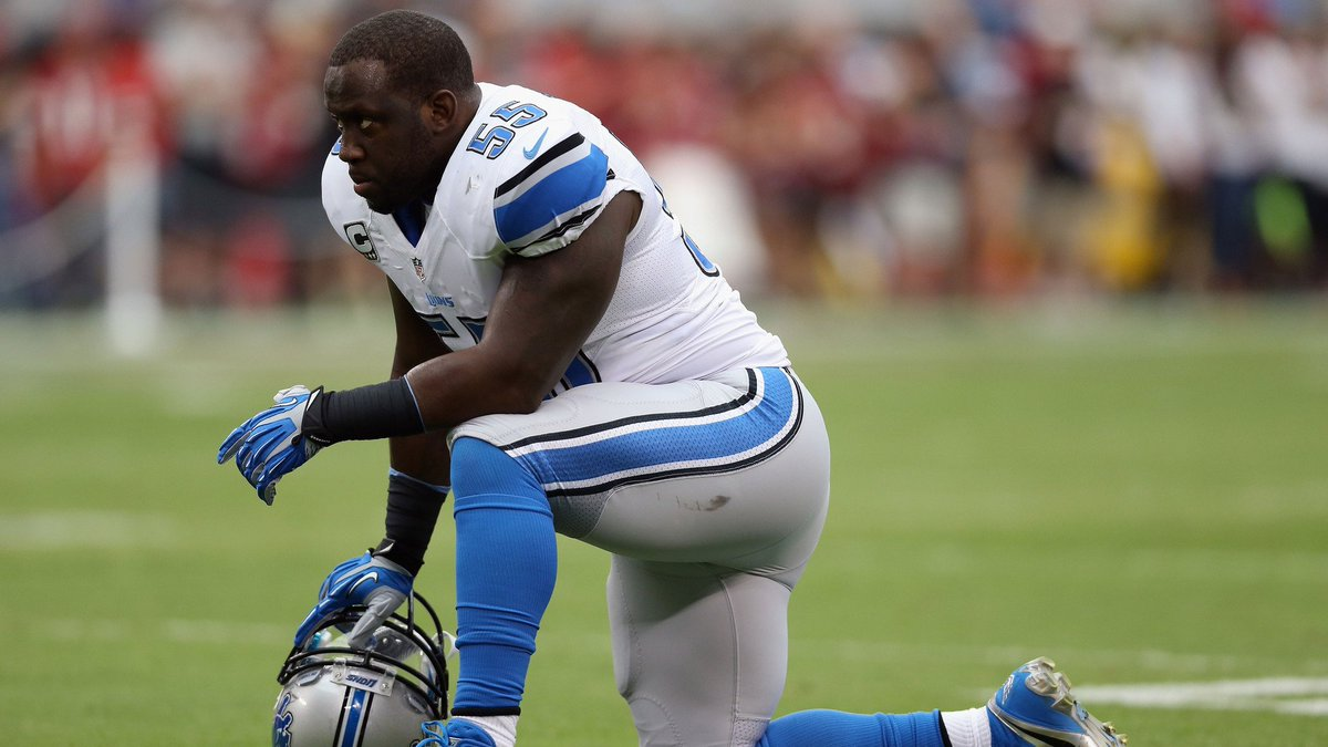 Stephen Tulloch will announce retirementfrom #NFL on Thursday. tw.nbcsports.com/2OY7