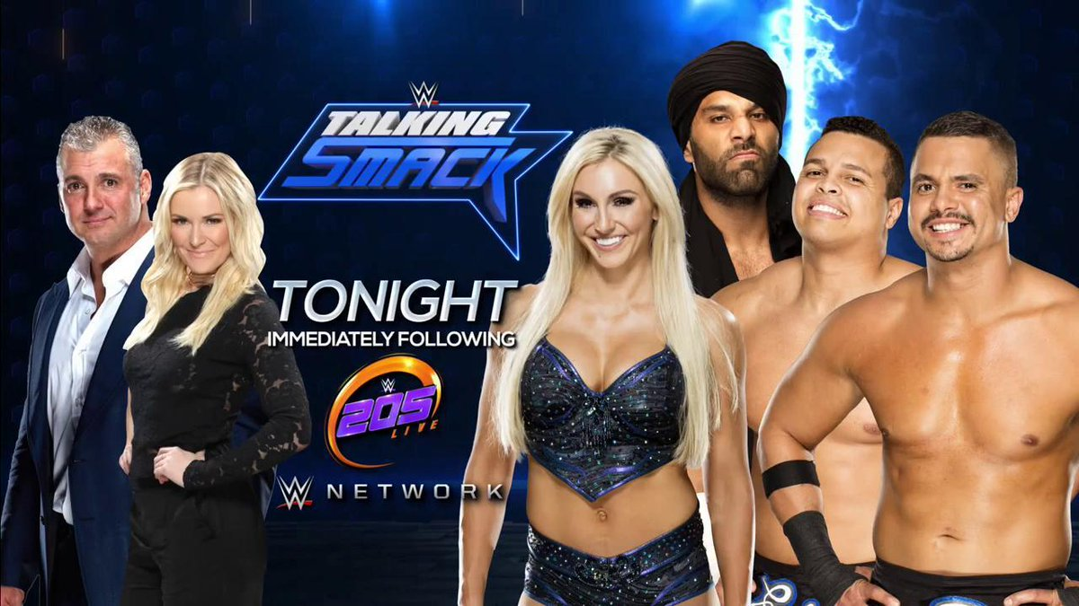 UP NEXT: @ReneeYoungWWE and #SDLive Commissioner @shanemcmahon host an...