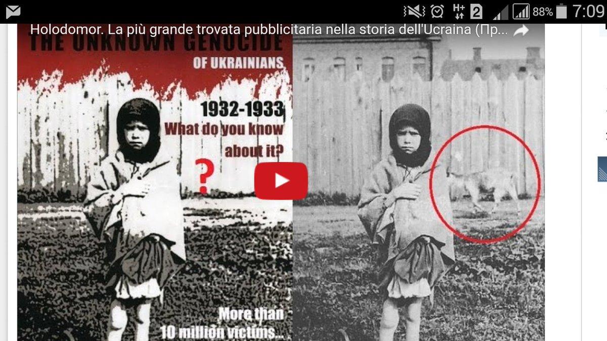 «С голодного Поволжья»: частное мнение об «украинском голоде» и «отсутствии головы»