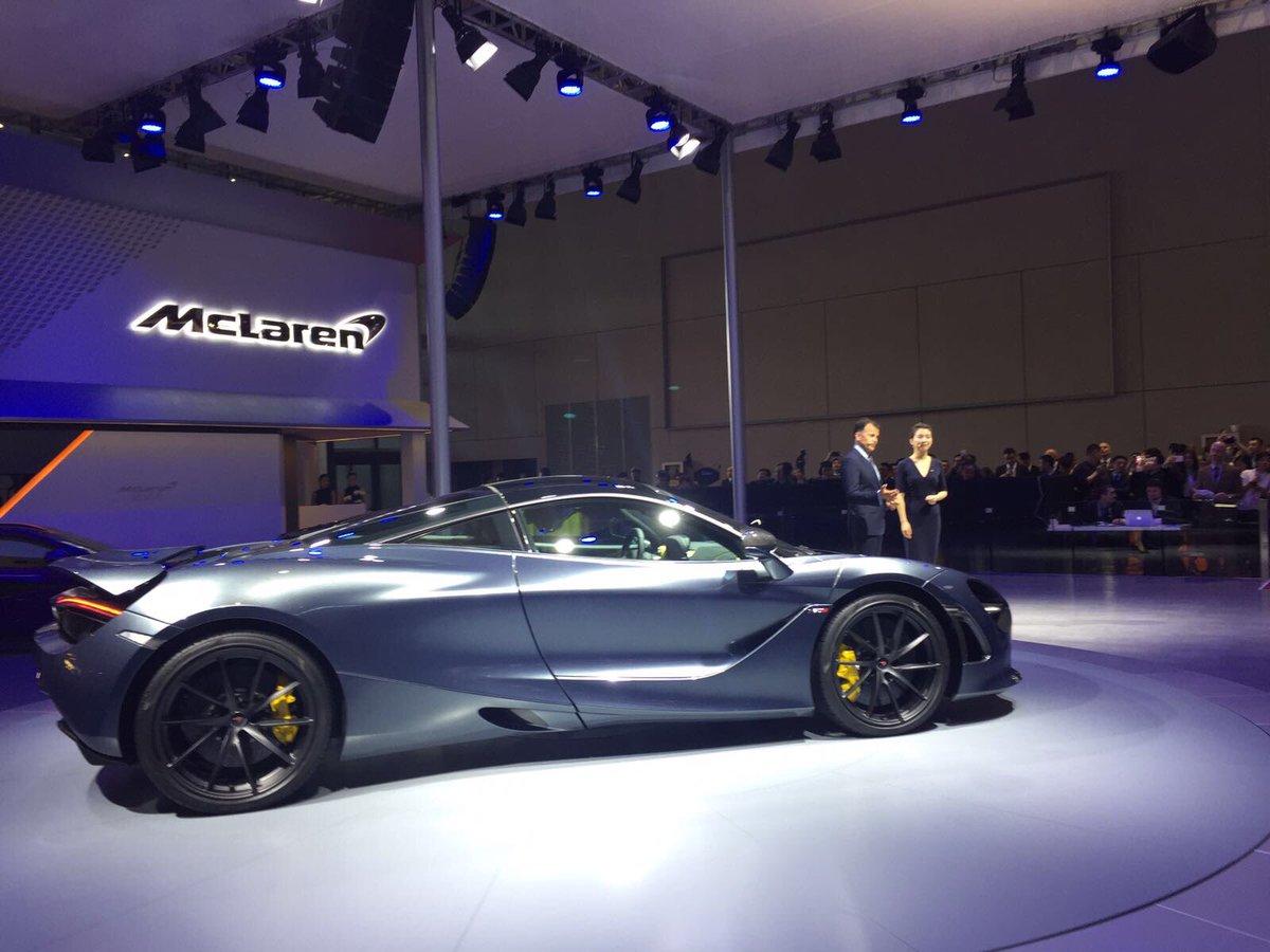 "mclaren automotive on twitter: ""the #mclaren 720s makes its debut at"