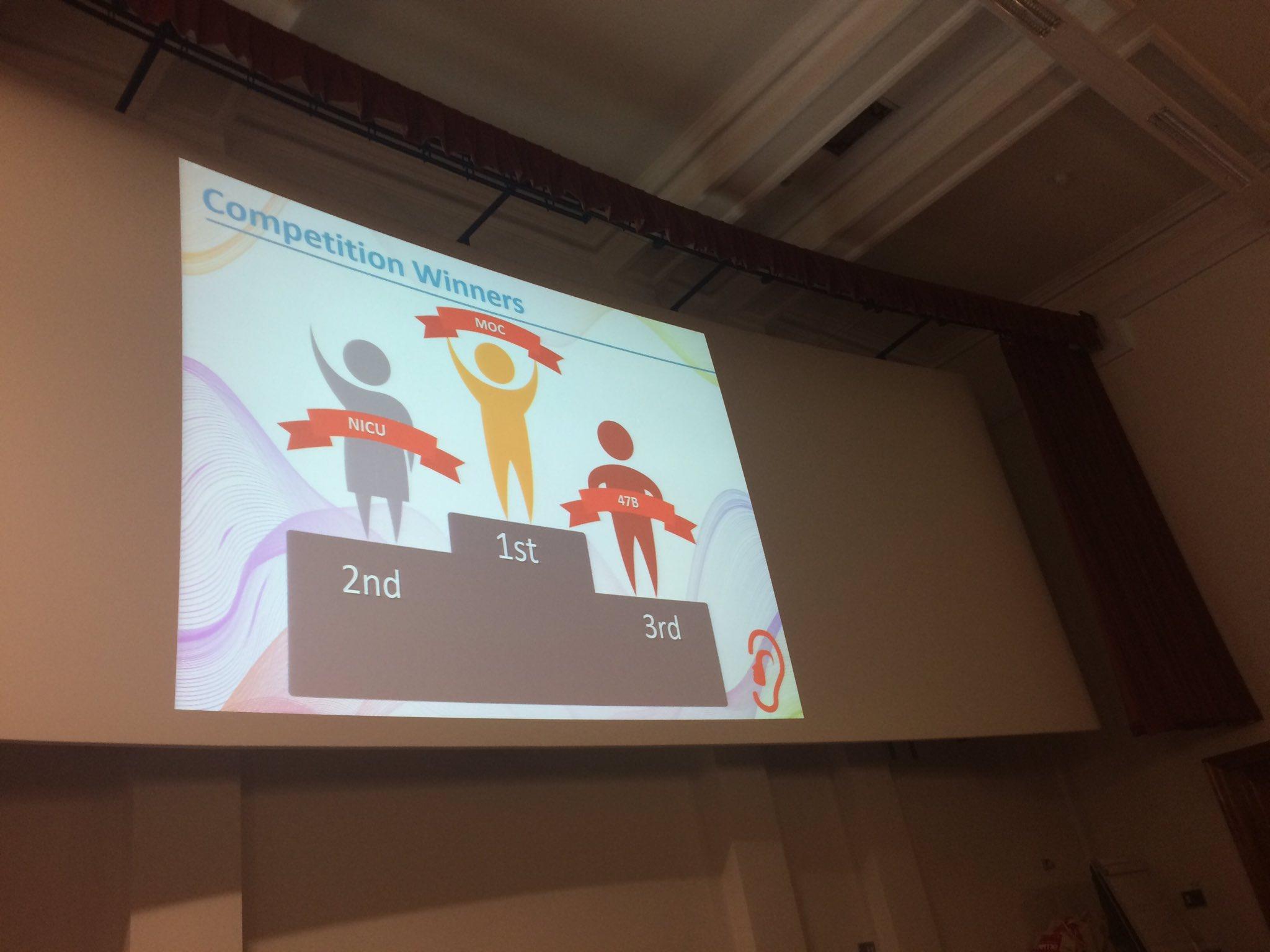 Well done MOC Trafford winners of Q4 WMTM Brilliant Basics #WMTM @CMFTNHS https://t.co/cODSAcLmx4