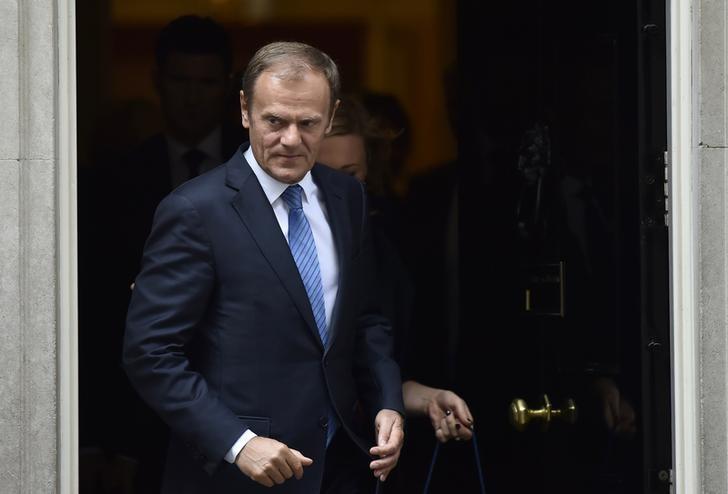 EU's Tusk to testify in Polish intelligence probe on Wednesday