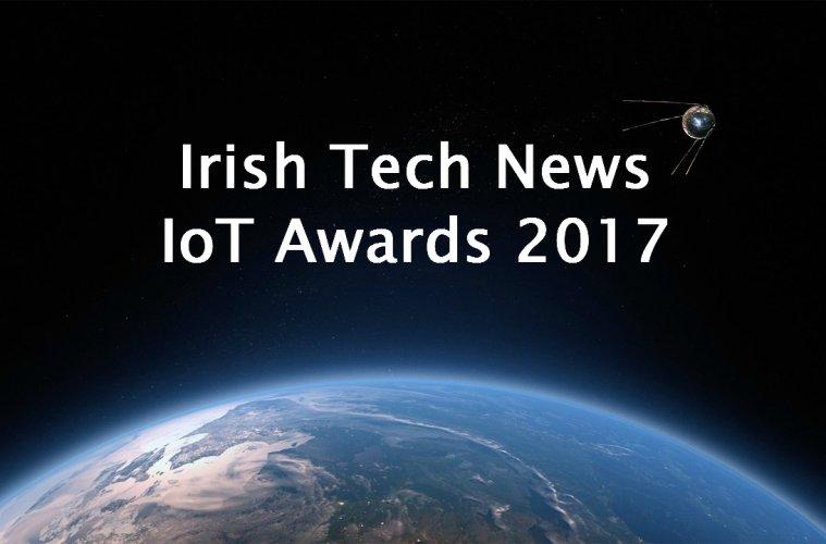 Irish Tech News IoT Awards 2017 Tickets, Tue, 30 May 2017 at 09:30