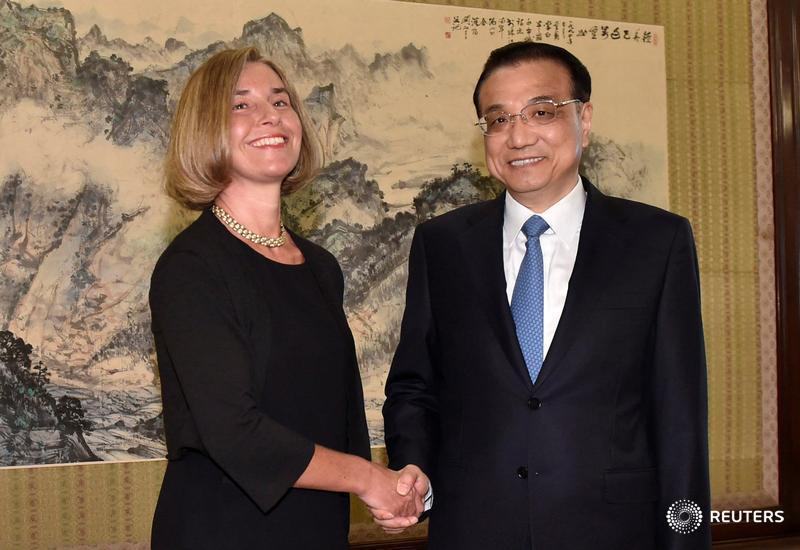 China's Li says EU and China must promote free and fair trade